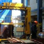 Industria de maquinaria pesada